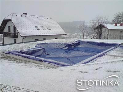 Pokrivalo zimsko Stotinka
