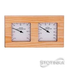 Termo/Higrometer za savno deljeni kvadro-iglavec