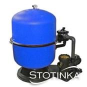 Filter Set BILBAO fi 400 z deljeno posodo, 9 m³/h