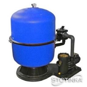 Filter Set BILBAO fi 500 z deljeno posodo, 12 m³/h