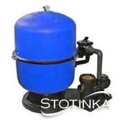 Filter Set BILBAO fi 600 z deljeno posodo, 16 m³/h