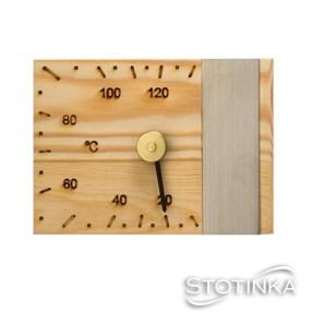Termometer za savno z inox letvijo
