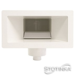 Skimer Stotinka Vitalia 41x21 cm-LIN