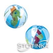 Igralo - Napihljiva žoga živalice 51cm