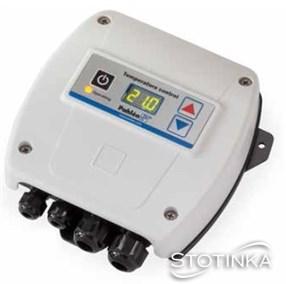Toplotni izmenjevalec-kontrolna enota MIDI TEMP
