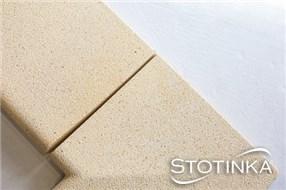 Bazenska o.Toro - vogal 38x38 cm, peščena, peskana
