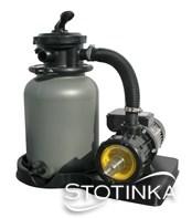 Filter Set 250 Aqua Technik, 4 m³/h 15kg