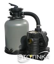 Filter Set 320 Aqua Technik, 6 m³/h, 25kg