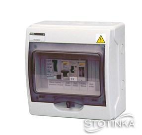 Električna omar. za filter VT