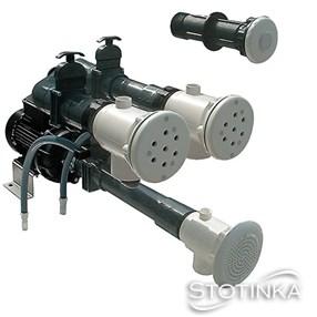 Masažna postaja Neptun - zak. set 2.0 2 kW/230 V