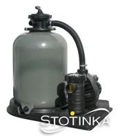 Filter Set 400 Aqua Technik, 8 m³/h, 50kg